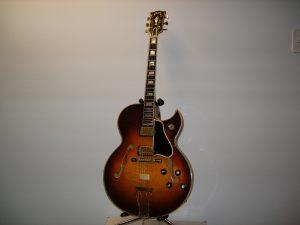 Dennis Coffey's Gibson Byrdland Guitar