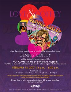 Dennis Coffey Valentine's Day