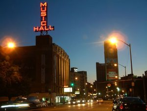 Detroit music venue
