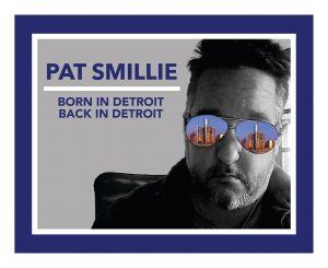 Singer Pat Smillie